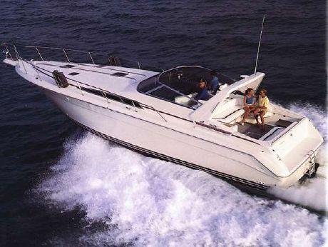 1993 Sea Ray 440 Sundancer