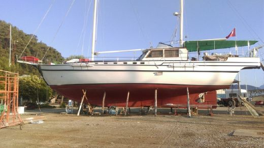 1998 Custom Built Ketch 24 M