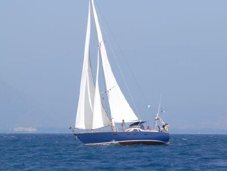 1994 15m Cutter-Rigged Sloop Custom Steel Yacht