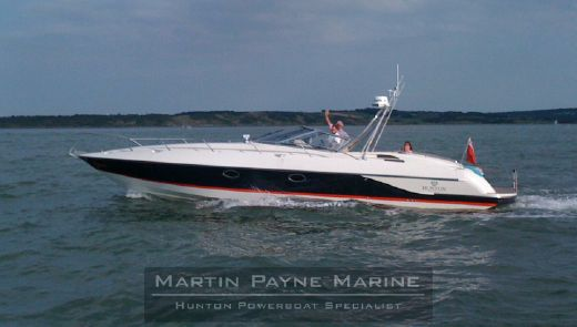 2009 Hunton Powerboats RS43