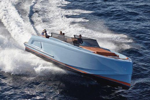 2018 Vanquish Yachts VQ 43