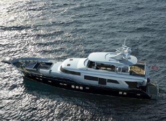 2021 Ava Yachts Natalya 86 Displacement