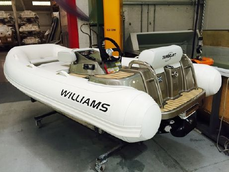 2015 Williams Turbojet 325 Sport 100hp - 10 Year Anniversary Special Edition