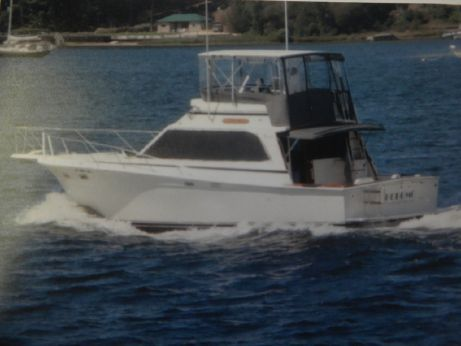 1986 Egg Harbor 41 Convertible