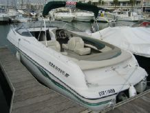1999 Four Winns 245 Sundowner