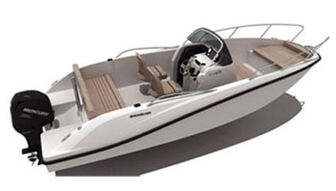 2017 Quicksilver 675 Open