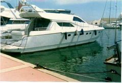 1994 Cantieri Del Pardo 54