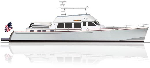 2017 Reliant 70' Motor Yacht