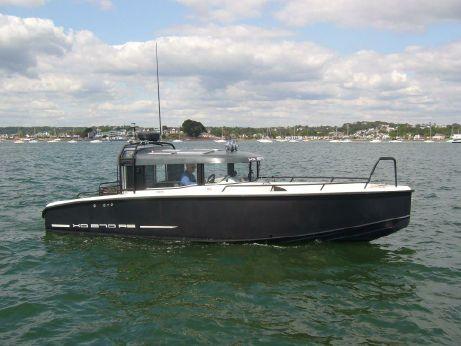 2013 Xo Boats 270 RS Cabin