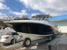 2005 Fountain 33 Sportfish Cruiser