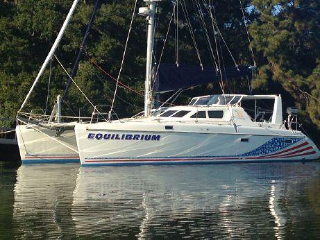 2004 St Francis Catamaran