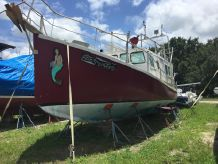1964 Cape Islander Converted Lobsterboat