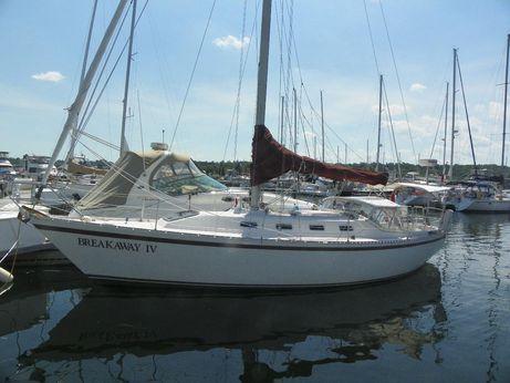1985 Cs Yachts 36