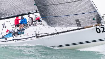 2003 Carroll Marine Farr 40 One Design
