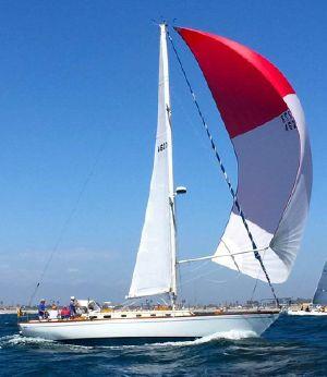 1982 Lyman Morse Boat Co. Seguin 44