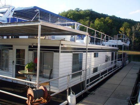 1978 Stevens 16 x 60 Houseboat