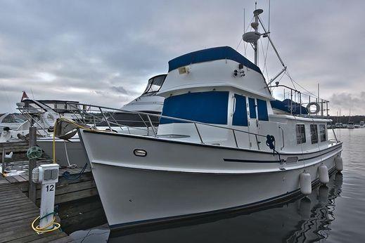 2003 Pacific Trawler 40