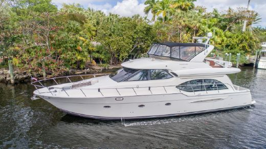 2008 Meridian 580 Pilothouse