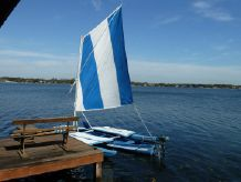 1980 Summer Breeze trimaran