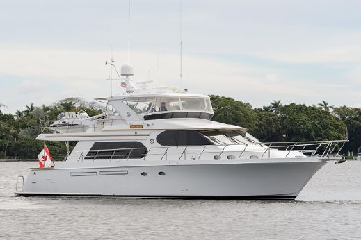 2009 Ocean Alexander 64 Motoryacht