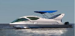 2019 Paritetboat Glass Bottom Boat LOOKER 370