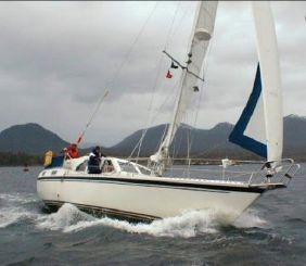 1999 Nauticat 35