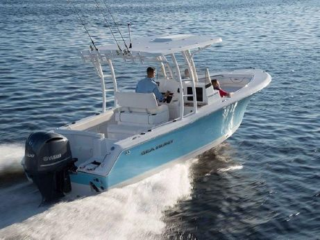 2016 Sea Hunt Edge 24