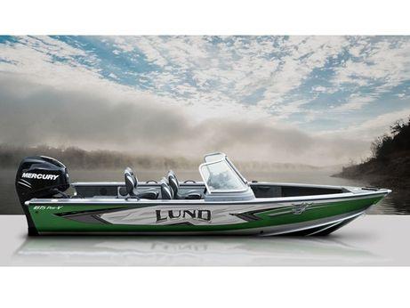 2016 Lund Core Fishing 1875 Pro-V SS