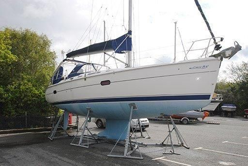 2004 Hunter Legend 36