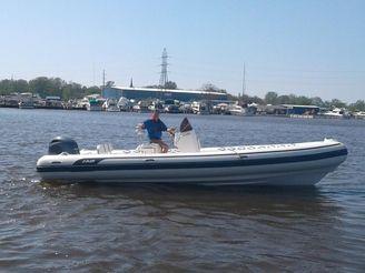 2020 Ab Inflatables Oceanus 24 VST