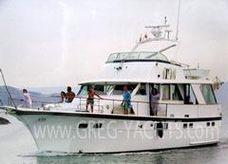 1976 Hatteras hatteras 53