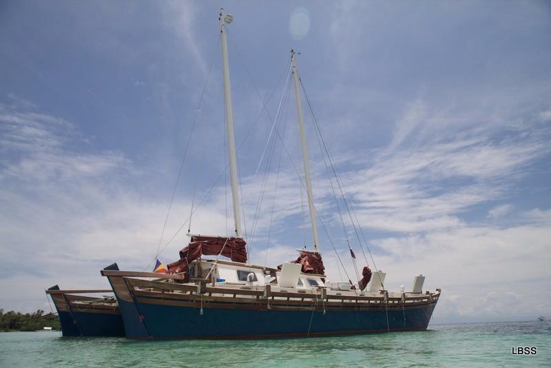 World Cat Boats For Sale >> 2016 Catamaran WHARRAM ISLANDER 55 Sail Boat For Sale ...