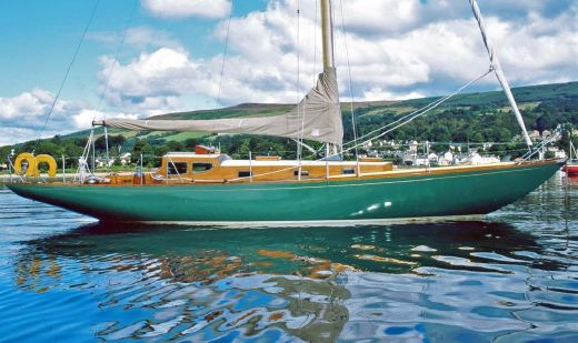 1963 Mcgruer International 8 Metre