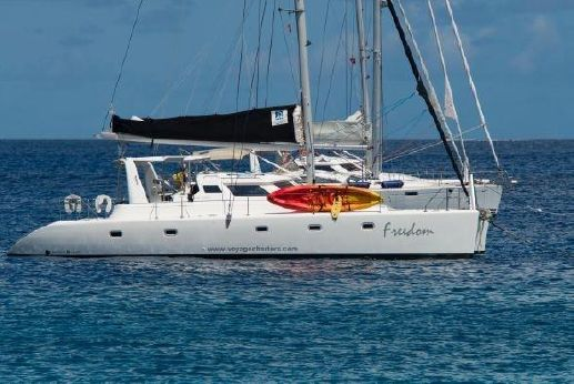 2008 Voyage Yachts 500