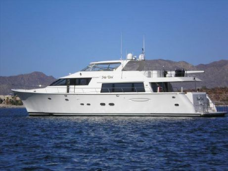 2008 Pacific Mariner Motor Yacht