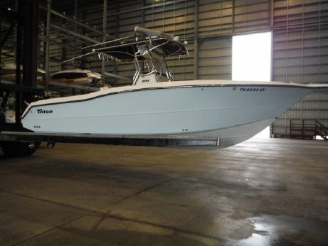 2006 Triton 284 CC