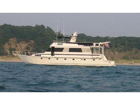 1991 Custom Darling Motor Yacht