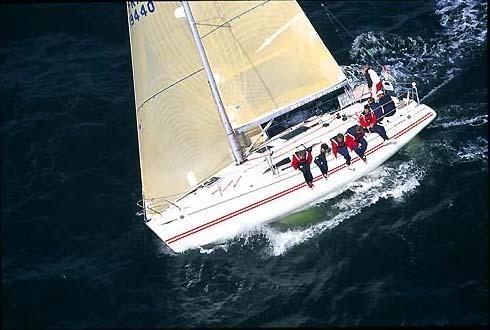 2005 Jeanneau Sun Fast 37