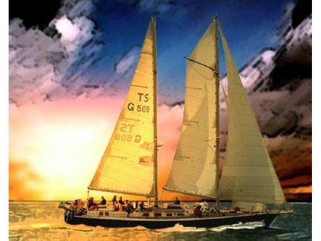 1992 Aucoop-Bootswerft 2-Mast-Schooner