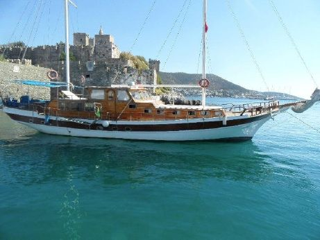 1990 Traditional Bodrum Gulet