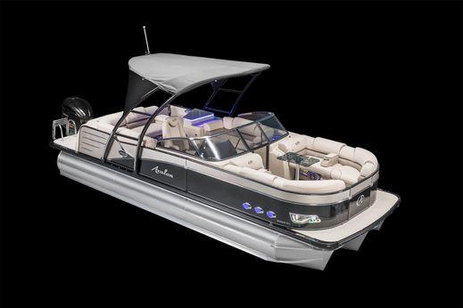 2018 Avalon 2585 Catalina Platinum Elite Windshield