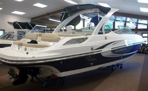 2013 Rinker 276 Captiva Cuddy