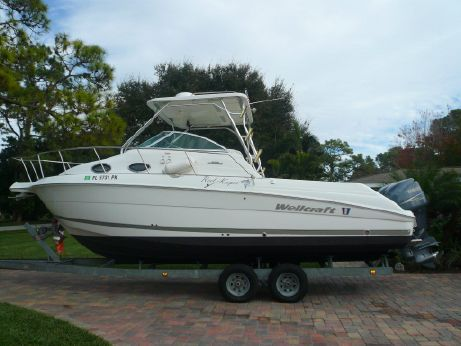 2009 Wellcraft 270 Coastal