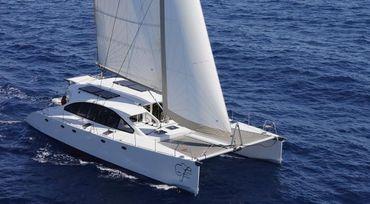 2016 Custom DH 550 Catamaran