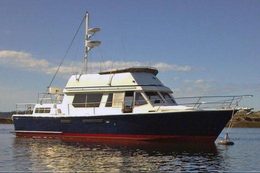 1991 Sabre Sabreline 36 Fast Trawler