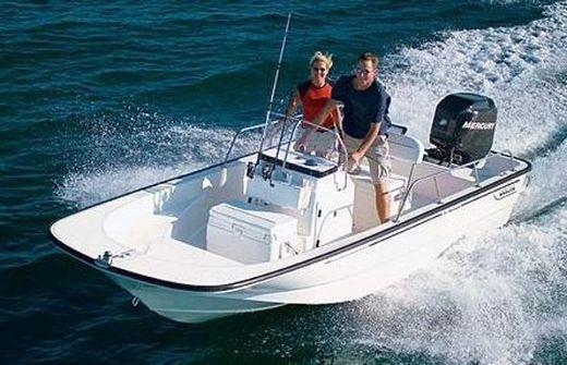 2006 Boston Whaler Montauk 17 CC