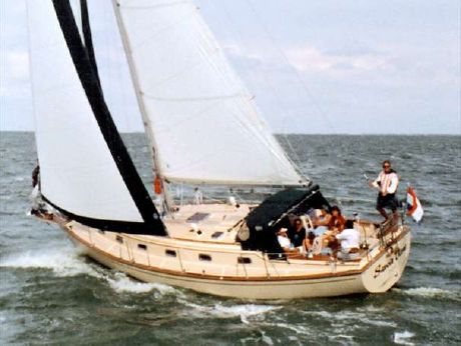1998 Island Packet 40