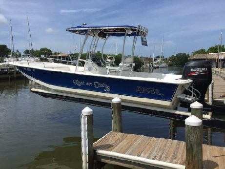 2011 Carolina Skiff 238 DLV