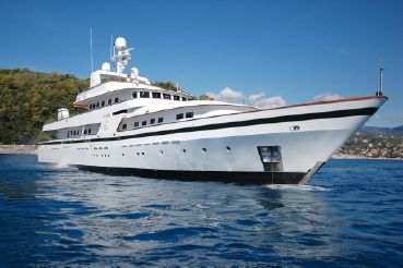 2001 Feadship Style 43m
