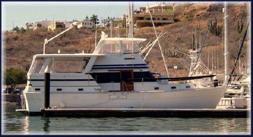 1980 Gulfstar Motor Cruiser